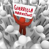 بازاریابی پارتیزانی یا بازاریابی سنتی