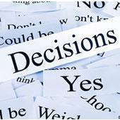 6 مرحله تصمیم گیری
