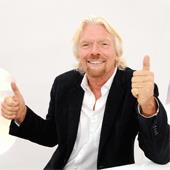 5 رمز موفقیت شروع کسب و کار از دیدگاه ریچارد برانسون