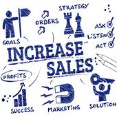 4 استراتژی برای افزایش فروش محصولات تازه کارها