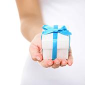3 روش برای هدیه به مشتری