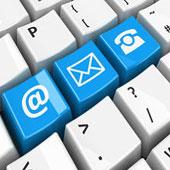 مدیریت وب میل web mail