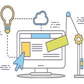 چگونه می توانیم یک سایت طراحی کنیم؟
