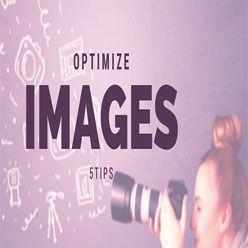 چگونه خطای optimize Image را حل کنیم؟