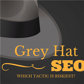 سئو کلاه خاکستری Grey hat SEO چیست ؟