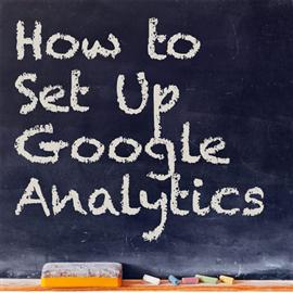 آموزش تصویری ایجاد حساب گوگل آنالیتیکس