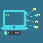 Bounce Rate  یا نرخ دفع بازدیدکننده چیست؟