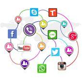 شبکه های اجتماعی و تاثیر آن در سئو